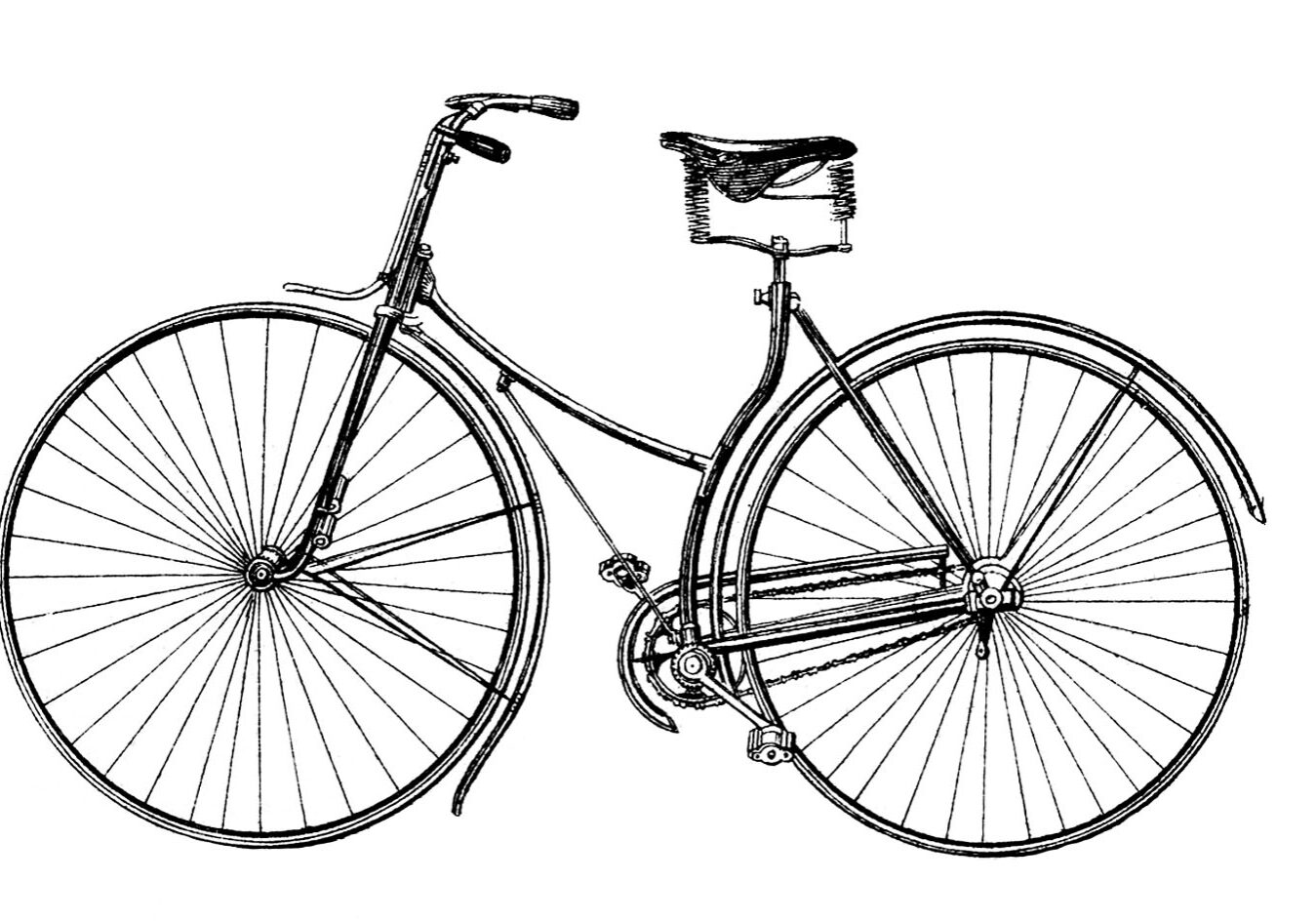 Free-Vector-Downloads-bicycle-vintage-graphicsfairy21